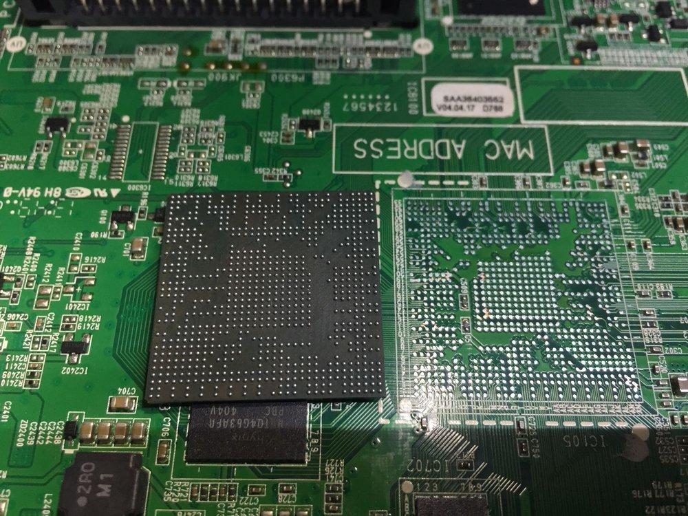 lg 42ln575s schimbat procesor